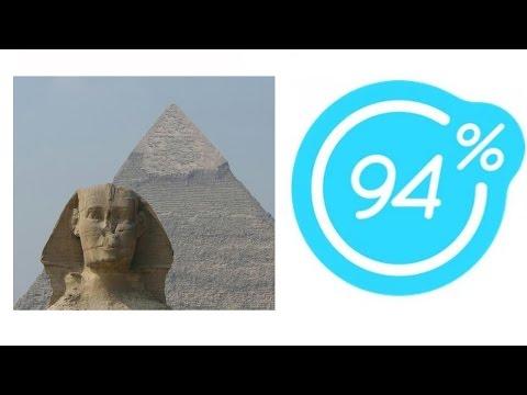 Игра 94% Картинка Пирамида | Ответы на 6 уровень игры.