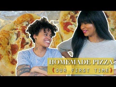 RECIPE: HOW TO MAKE HOMEMADE PEPPERONI PIZZA