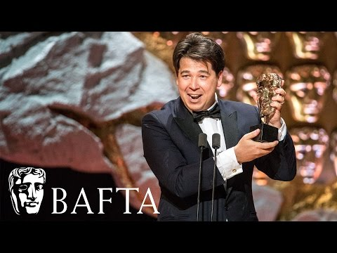 Michael McIntyre wins Entertainment Performance | BAFTA TV Awards 2017