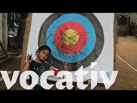 The 5-Year-Old Indian Archery Record Holder