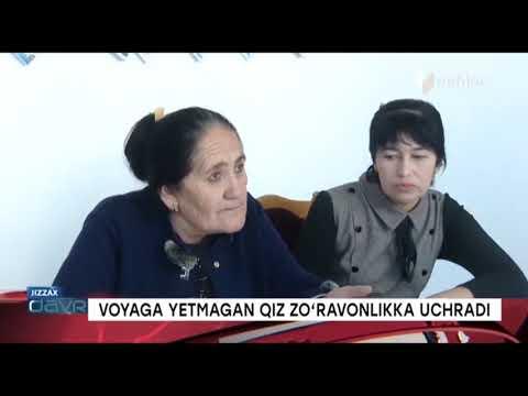 Yangi davr   Вояга етмаган қиз жинсий зўравонликка учради [27.02.2020]