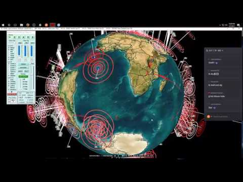 5/07/2017 -- Nightly Earthquake Update + Forecast -- Deep earthquake event leads to new eruptions