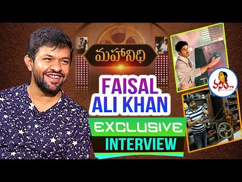 Interesting Story Behind Vintage Cameras Used in 'Mahanati' | Faisal Ali Khan Exclusive Interview