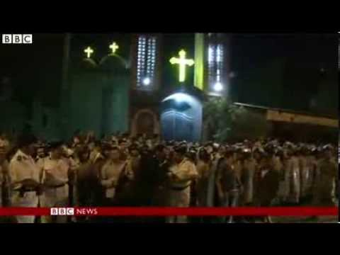 Egypt Gunmen Open Fire On Coptic Christian Wedding In Cairo
