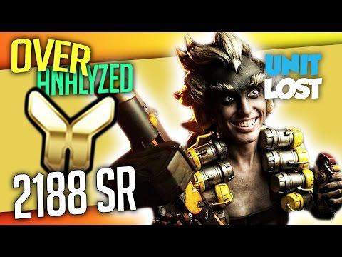 Overwatch Coaching - Junkrat - GOLD 2188 SR - [OverAnalyzed]