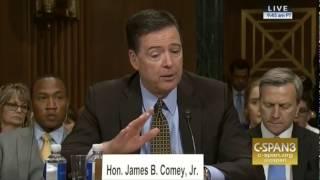 Comey says Lynch/Clinton meeting was big problem