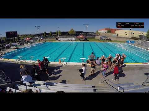 Los Gatos High School Vs Las Lomas - Varsity Waterpolo (Fixed view)