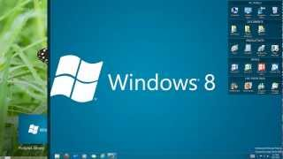 Windows 8 Beginner Tutorial:  Overview, Tips & Tricks