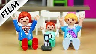 Playmobil Film deutsch | Der GRUSELIGE Anruf | Wer spielt Familie Vogel Telefonstreiche? Kinderserie