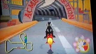 Looney Tunes Space Race Dreamcast