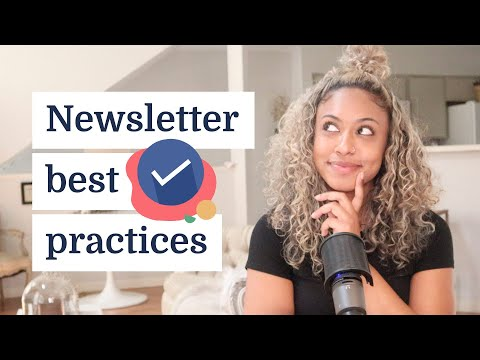 9 simple newsletter writing best practices
