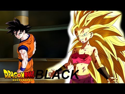 Goku and Caulifla's Rivalry Begins - Dragonball Super