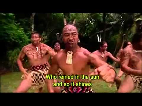 Original Maori Haka Dance  YouTube