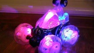 Видео обзоры детские игрушки - Каталка Луноход