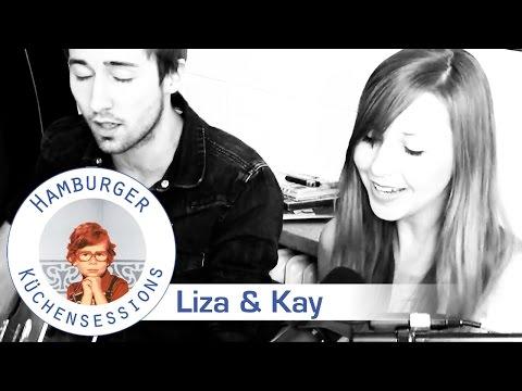 Liza&Kay 'Mitternacht' Live @ Hamburger Küchensessions