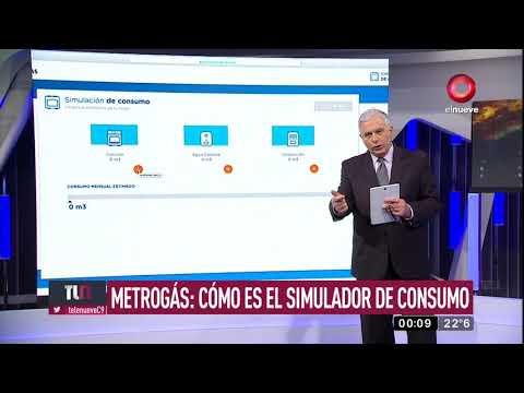 Metrogas: Cómo Es El Simulador De Consumo