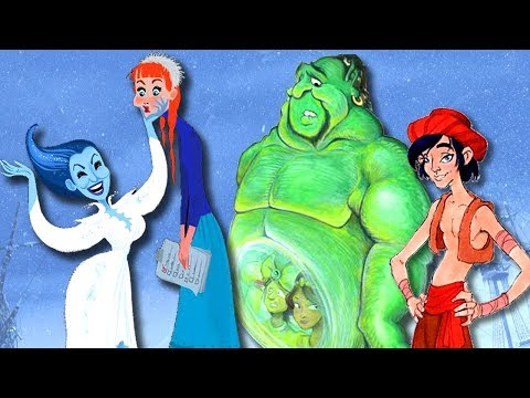 5 Scrapped Original Versions Of Classic Disney Animations You Never Got To See