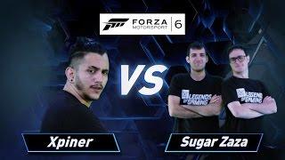 פרק 12: Sugar Zaza vs Xpiner - Forza