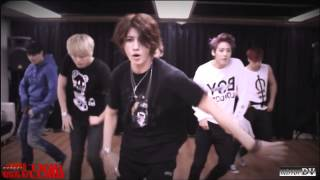 U-KISS - She's Mine (dance practice) mirrorDV