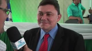 Diplomacia Lucieudo Sena diplomação dos eleitos em Tabuleiro