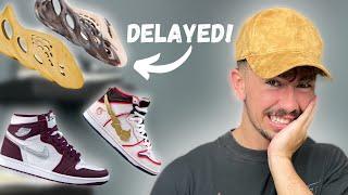 HUGE Sneaker DELAYS Coming… Upcoming Yeezy Foam Runners & Nike File More Lawsuits