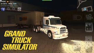 Grand Truck Simulator - Mod Skin Elena + Reboque