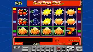 Spin City - Игровой автомат Sizzling Hot (Сизлинг Хот, Компот)