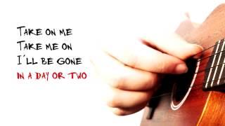 Take on me - Annie B Sweet (A-ha) - Karaoke