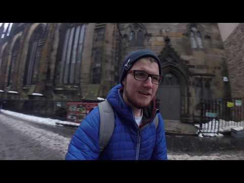 Edinburgh Snow Adventure  (top things to see in Edinburgh)