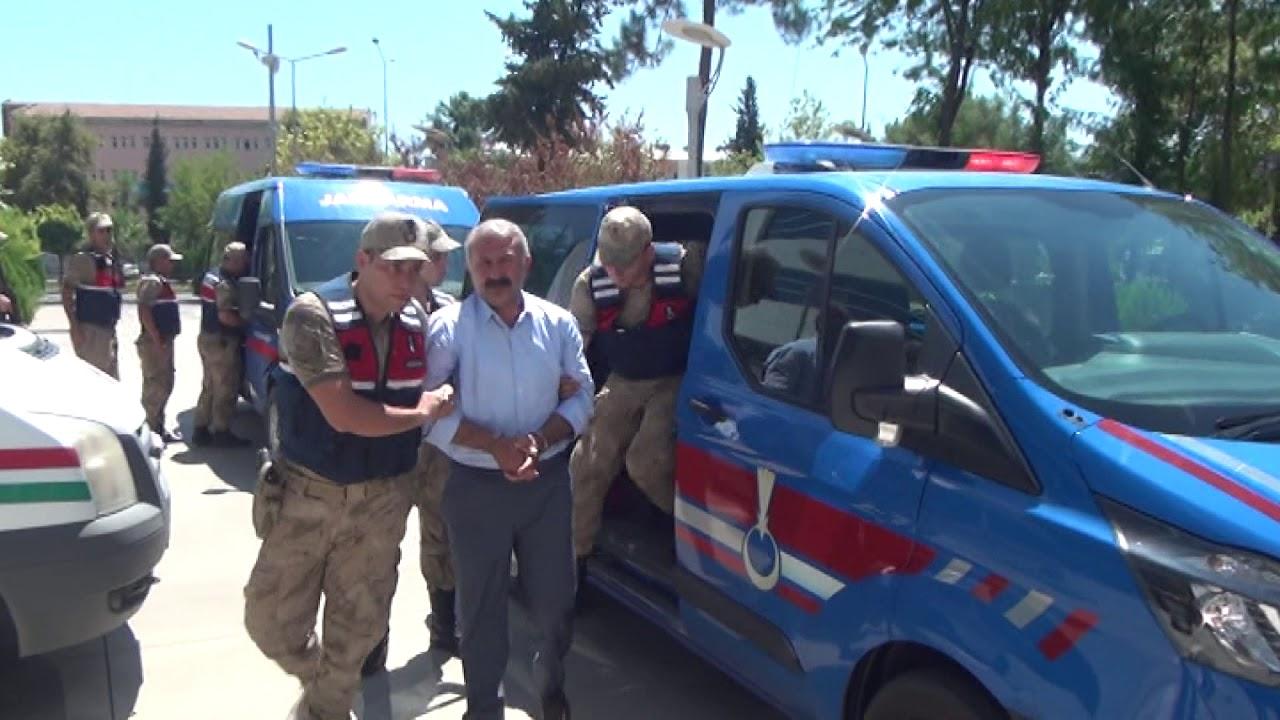 DBP'li Belediye Başkanı ve HDP'li İlçe Başkanı Adliyeye Sevk Edildi
