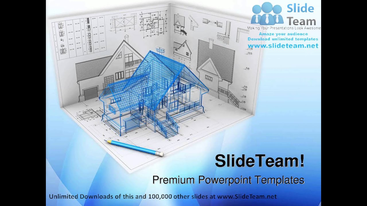 Home project architecture powerpoint templates themes and home project architecture powerpoint templates themes and backgrounds ppt themes youtube toneelgroepblik Images