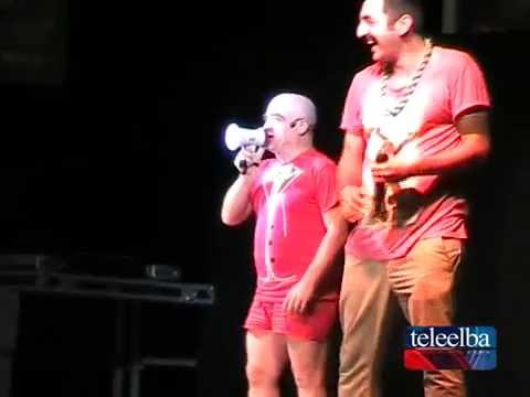 Il cabaret di Zelig e Colorado ospite al Valburger di Portoferraio