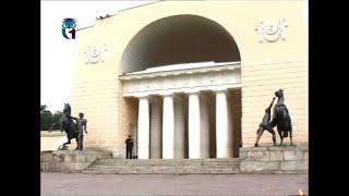 видео Музей русской усадебной культуры в Кузьминках