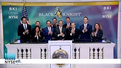BLACK KNIGHT, INC. (NYSE: BKI) RINGS THE NYSE CLOSING BELL