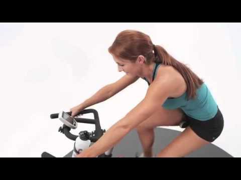 Занятия на велотренажере - YouTube