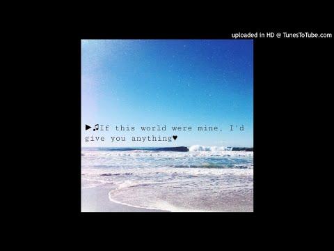 Marvin Gaye - If This World Were Mine (Claes Rosen Remix) (lyrics) mp3
