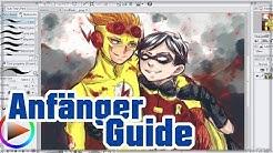 Digital Zeichnen - Anfänger Guide!