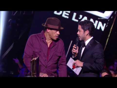 Joey Starr - Pose Ton Gun NRJ Music Awards Avec Manu Payet