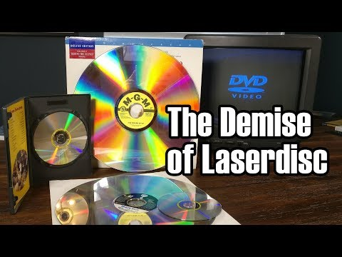 DVD: The Death Knell Of Laserdisc