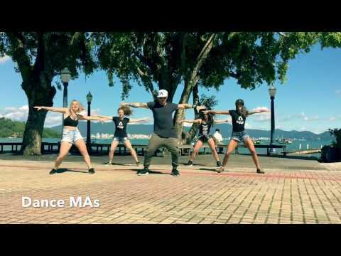 Reggaetón Lento Bailemos  CNCO  Marl Alves  Dance MAs