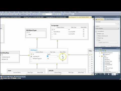 Multi Language Systems - How Professionals Create Databases P5 - JQuery Ajax ASP MsSql Tutorials