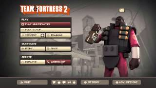 TF2 | Tutorial | How to join a Server via IP