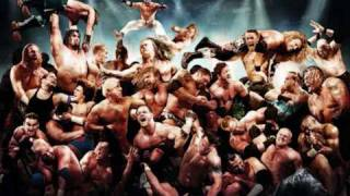 Trust Company - Falling Apart (WWE Royal Rumble 2003 Theme Song)