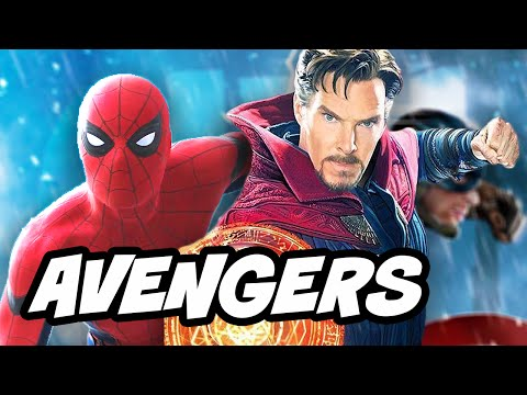 Avengers Infinity War Spider Man Doctor Strange Marvel Timeline Explained