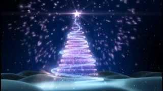 Кружится снежинок хоровод. Музыкальный клип для детей. ДМК
