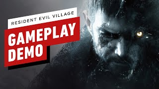 "Resident Evil Village: 22 Minutes of ""The Village"" Demo Gameplay (Full Playthrough)"