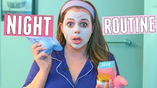 My REAL Summer Night Routine & Skin Care Routine 2018!