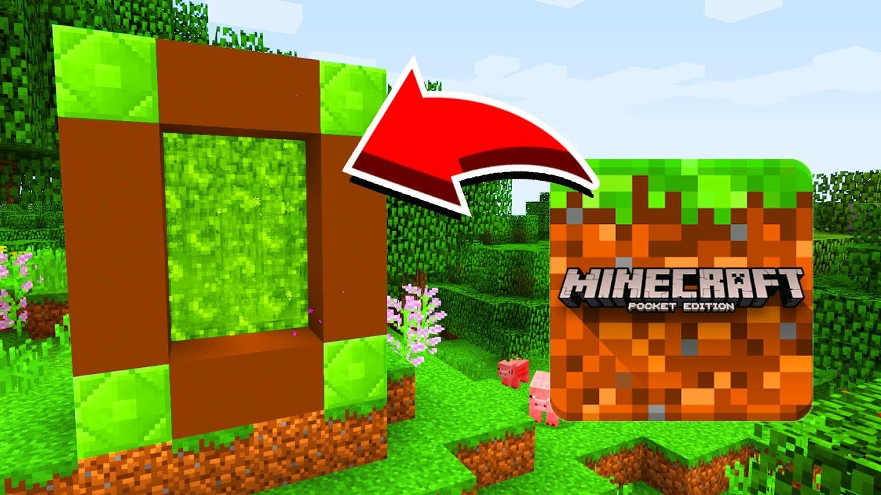 Minecraft How To Make A Portal To The Minecraft Dimension Ps3 Xbox360 Ps4 Xboxone Pe Mcpe Youtube