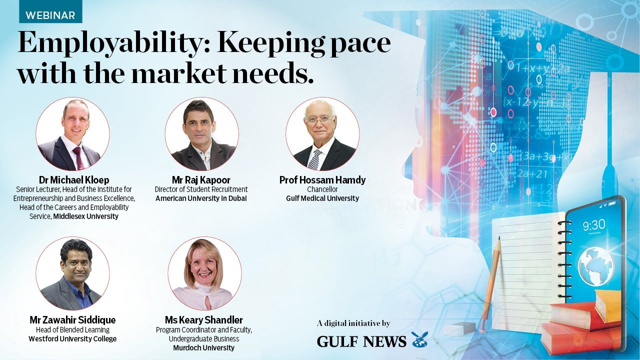 Employability: Keeping pace with the market needs