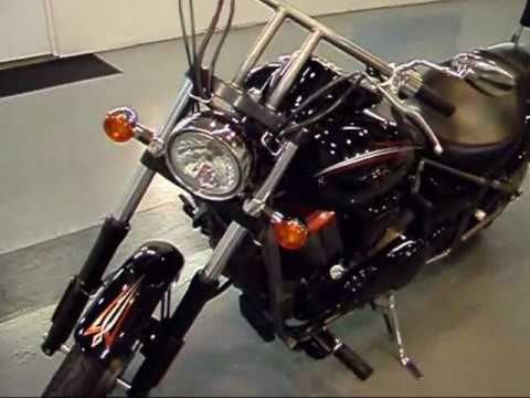2009 Kawasaki Vulcan 900 Custom Special Edition